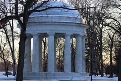 El monumento de la Primera Guerra Mundial Imágenes de archivo libres de regalías