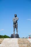 El monumento de Lapu Lapu Imágenes de archivo libres de regalías