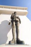 El monumento de los mártires de Canakkale es un monumento de guerra que conmemora el servicio de cerca de 253.000 soldados turcos Imagen de archivo