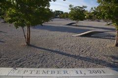 El monumento de Pentágono Imagen de archivo