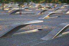 El monumento de Pentágono Fotografía de archivo libre de regalías