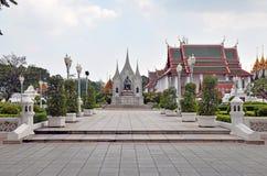 El monumento de rey Rama III Imágenes de archivo libres de regalías