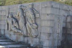 El monumento de Shipka Imagenes de archivo