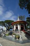 El monumento de Taksin el grande Foto de archivo libre de regalías