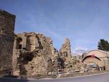 El monumento de Vespasianus Foto de archivo