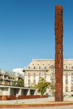 El monumento del holocausto Imagen de archivo libre de regalías