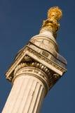 El monumento, Londres Imagenes de archivo