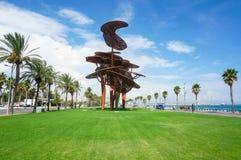 el monumento a los pinos Foto de archivo libre de regalías