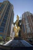 El monumento nacional de Katyn Fotos de archivo libres de regalías
