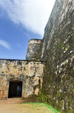 El Morro城堡, San Juan,波多里哥 免版税库存图片