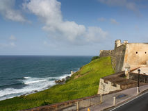 El Morro Royalty Free Stock Photo