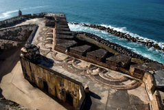 El Morro Royalty Free Stock Image