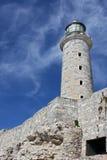 El Morro Castle. In Havana Cuba royalty free stock photo