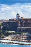 El Morro Castle Stock Photos