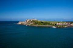 El Morro Castle in San Juan Stock Images