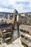 El Morro Castle, San Juan, Puerto Rico Stock Photos