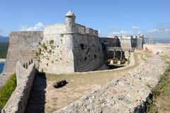 El Morro castle at Santiago de Cuba Royalty Free Stock Photo