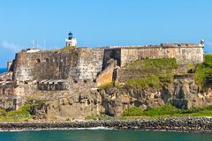 El Morro Stock Photo