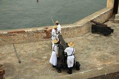 El Morro Fort Cuba Royalty Free Stock Photo