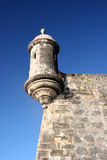 El Morro fort in old San Juan Stock Image