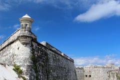 El Morro forteca Obrazy Royalty Free