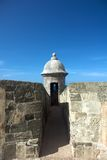 El Morro Fortress Stock Images