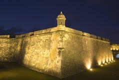 El Morro gammala San Juan Royaltyfri Foto