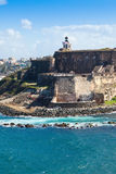 El Morro Royalty Free Stock Images