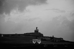 The El Morro Lighthouse Royalty Free Stock Photos