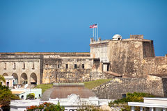 El Morro Royalty Free Stock Photos