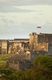 El morro, puerto rico Royalty Free Stock Images