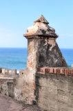 El Morro, Puerto Rico 4 Royalty Free Stock Photos