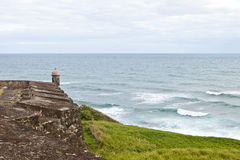 El morro, san juan Stock Photos