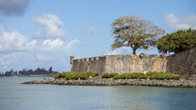 El Morro, San Juan Royalty Free Stock Photo