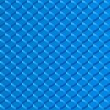 El mosaico ajusta paso azul del movimiento propio stock de ilustración