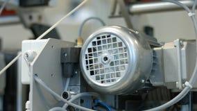 El motor del automatics almacen de metraje de vídeo
