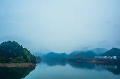 El mountainpor la mañana Fotografía de archivo libre de regalías