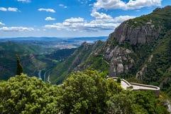 El Mountain View Imagenes de archivo