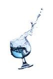 El movimiento del agua Fotografía de archivo libre de regalías