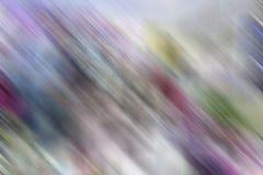 El movimiento radial de la falta de definición colorea el extracto para los antecedentes. imagenes de archivo