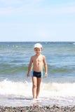 El muchacho Imagenes de archivo