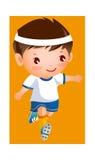 El muchacho Imagen de archivo libre de regalías