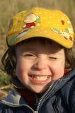 El muchacho alegre Fotografía de archivo libre de regalías