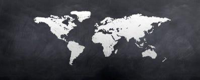 El mundo como lo sabemos Fotografía de archivo libre de regalías