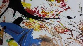 El mundo de colores Imagen de archivo libre de regalías