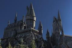 El mundo de Harry Potter Imágenes de archivo libres de regalías