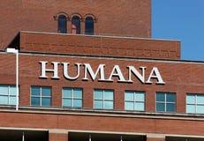 El mundo de Humana establece jefatura del edificio Fotografía de archivo libre de regalías