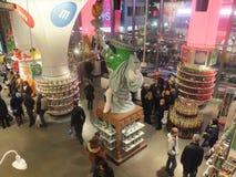 El mundo de M&M en Nueva York Fotos de archivo
