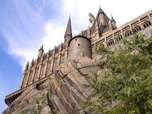 El mundo de Wizarding de Harry Potter en la O.N.U de Japón del estudio universal Foto de archivo libre de regalías