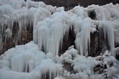 El mundo del hielo Foto de archivo libre de regalías